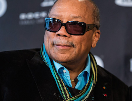 Happy Birthday To Music Icon Quincy Jones