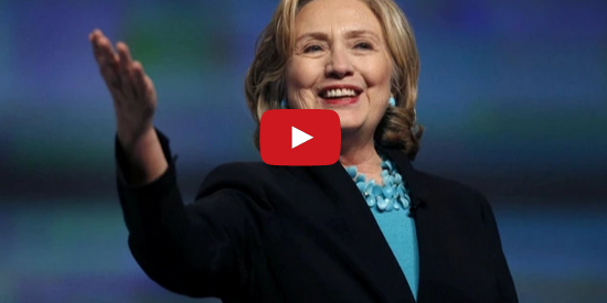 BREAKING NEWS: Hillary Clinton is running for president…