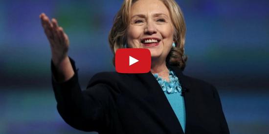BREAKING NEWS: Hillary Clinton is running for president…