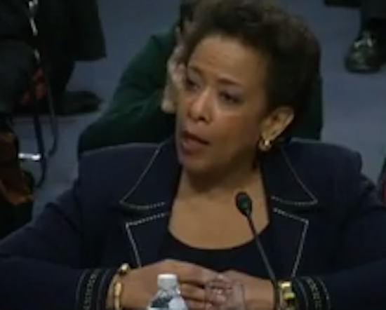 Loretta Lynch Makes History As First Female Black Attorney General
