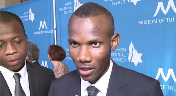 Malian Muslim Lassana Bathily is Given French Citizenship..