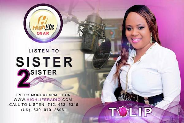 Sister2Sister: WHAT EVENT DO YOU NEED A HOST FOR…