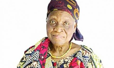 Mrs Theodosia Okoh: The Woman Who Designed The Ghanaian Flag