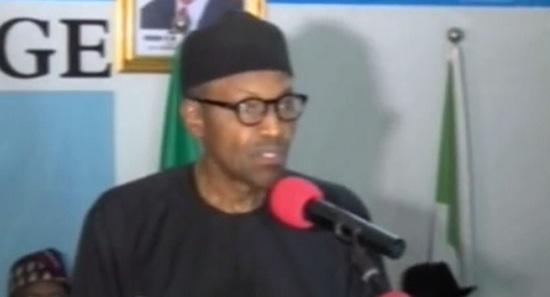 Historic day for Nigeria: Muhammadu Buhari Acceptance Speech