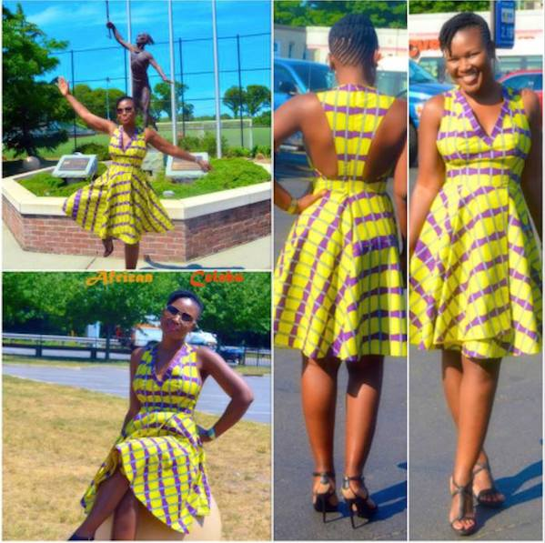 AFRICAN CELEBS- African Fashion Styles!