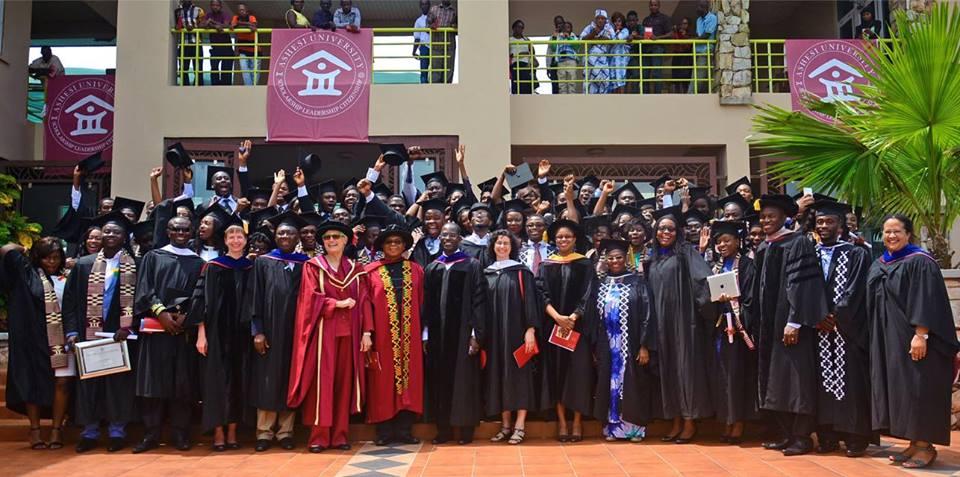 Ashesi University Class of 2015 Graduationjpg