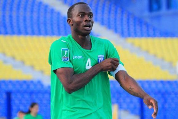 Nigerian defender David Faramola Oniya Dies On The Pitch…
