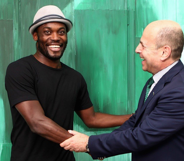 Michael Essien Joins Greek Club Panathinaikos