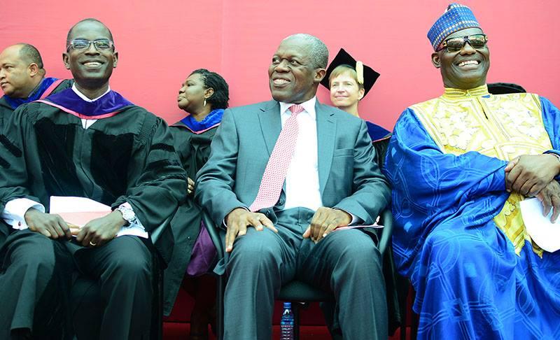 University Graduation: Ashesi University Class of 2015 Graduation