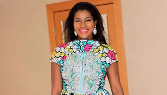 Stephanie Okereke  Linus Honoured By Her Majesty The Queen