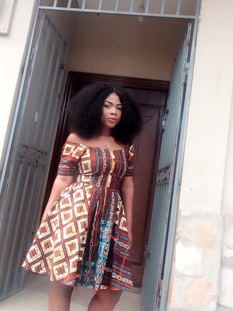 Pin by rachel olwanda on Fashion | African chic, African