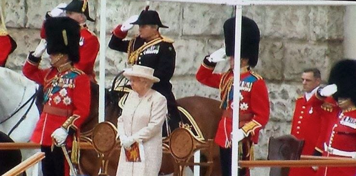 Parade photos: Official Happy Birthday To HRM Queen Elizabeth II