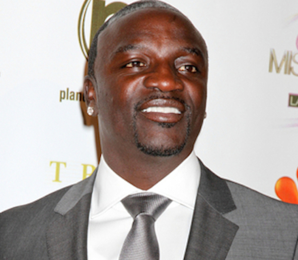 Celebs Who Give Back: Akon Expected In Rwanda