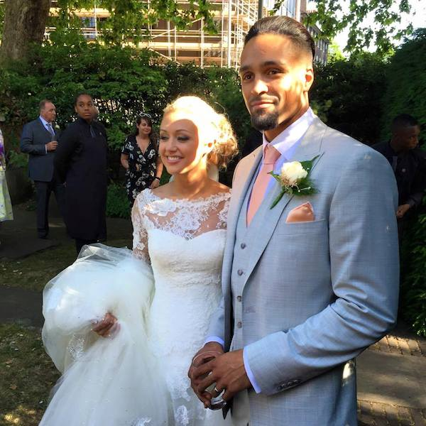 Diversity: Ashley Banjo Is Officially A Married Man
