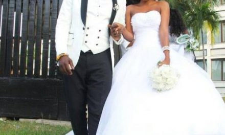 Kwame Owusu Danso And Ama Pratt Are Married!