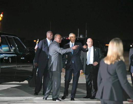 Kenya Homecoming: President Obama in Kenya 2015