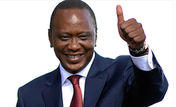 Uhuru Kenyatta Wins African President Of The Year Award