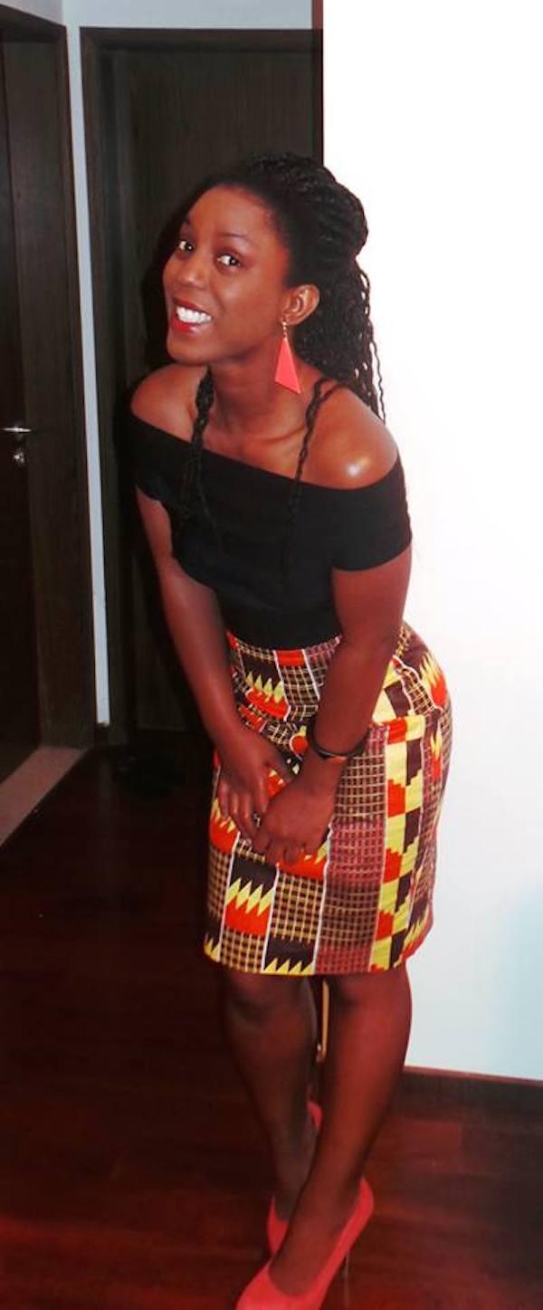 Happy Birthday To Yewande Mayomi Akinola