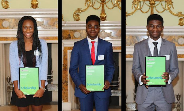 Bank Of England: Three Students Awarded Scholarships