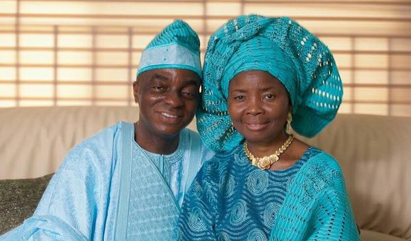 Happy Wedding Anniversary To Papa David Oyedepo & Faith Oyedepo