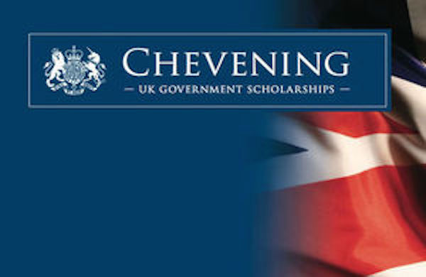 Fully Funded: Chevening Scholarship Awards for Study in the UK