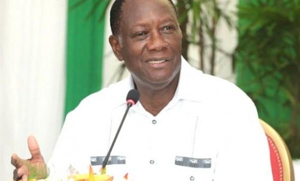 President Alassane Ouattara announced the start of Abidjan Metro's work this year