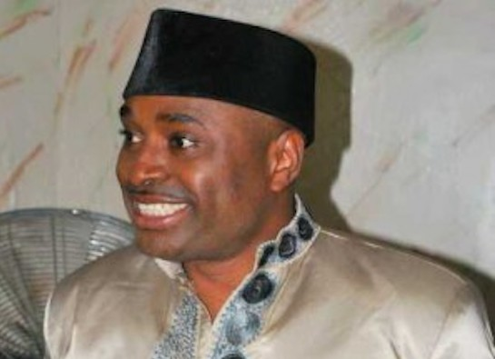Kenneth Okonkwo Welcomes Baby Boy With Wife…