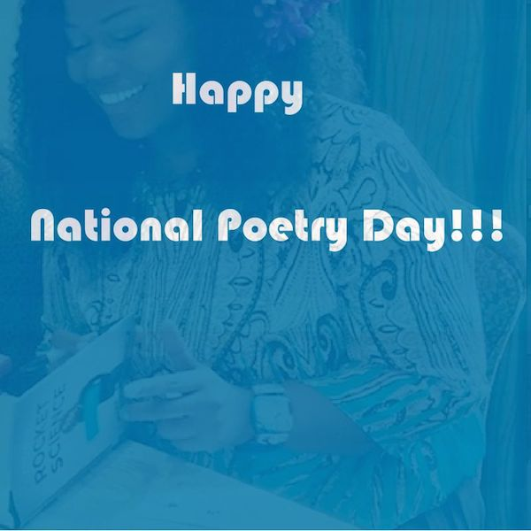 Happy National Poetry Day‬