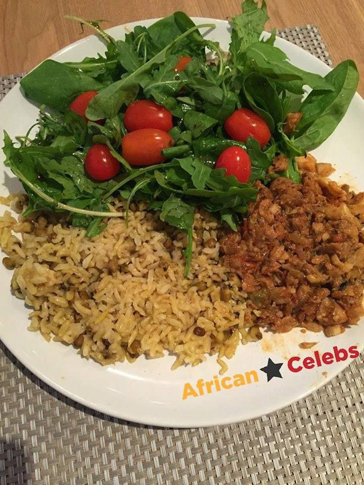 African Cuisine: Waakye Popular Ghanaian Food and others