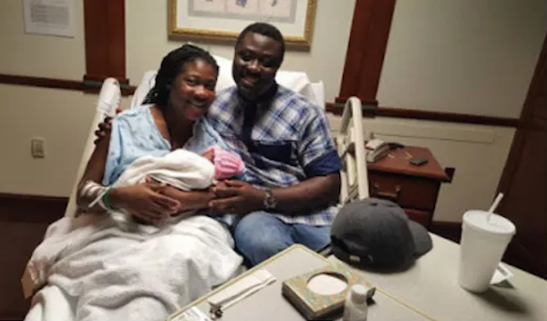 Mercy Johnson Gives Birth To A Baby Girl!