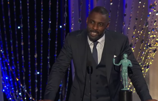 Idris Elba Won Twice At 2016 SAG Awards…