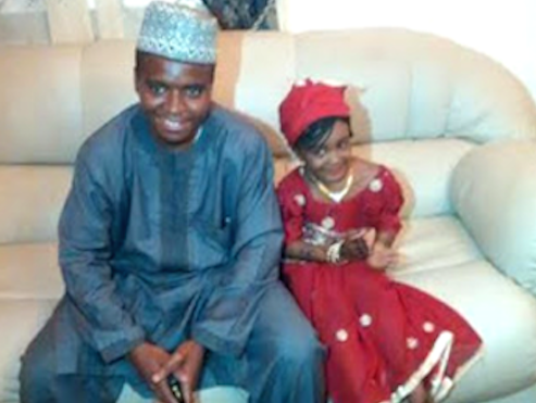 STOP CHILD MARRIAGE: Nigerian Aged 28 Marries A 10 Year Old Child