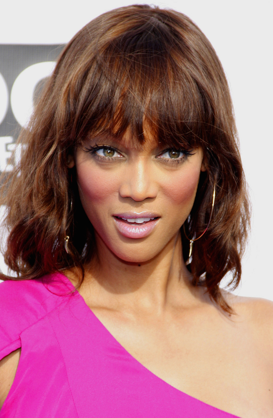 Supermodel Tyra Banks Is A Mom…