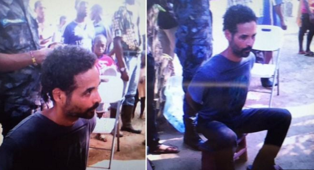 Partner Of Former EastEnders Actress Sian Blake Arrested In Accra
