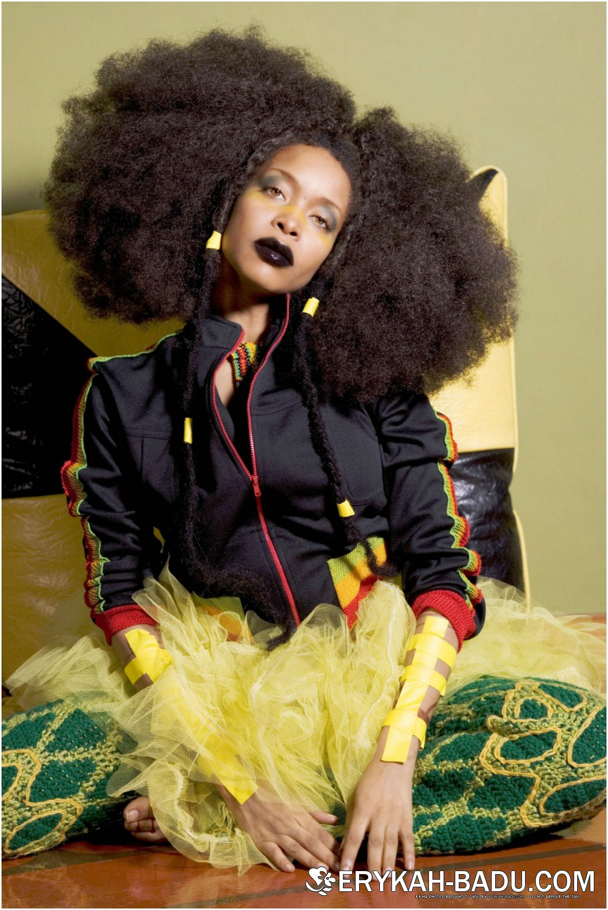 Happy Birthday Erykah Badu