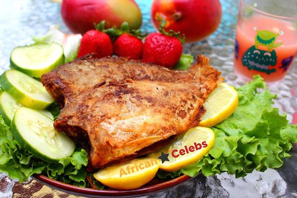 African Cuisine: Lunch Anyone…Seafood