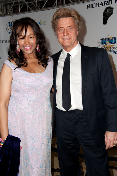 Beverly Cunningham and Shadoe Stevens