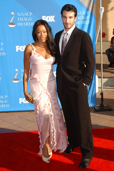 Golden Brooks and Markus Molinari