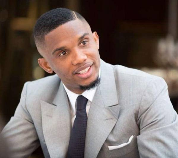 Happy Birthday Samuel Eto'o