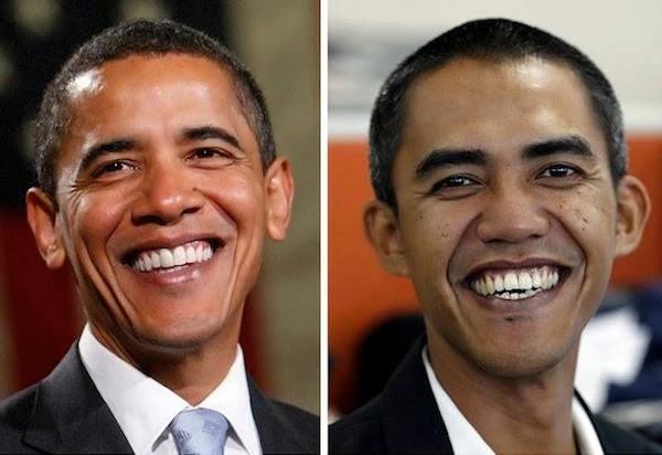 President Obama Look-Alike
