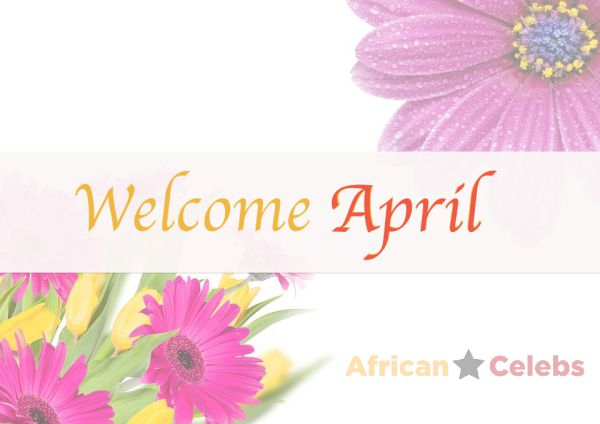 April 2016: Happy New Month Everyone…