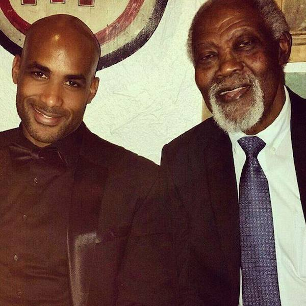 Boris Kodjoe Mourns Death Of His Father…