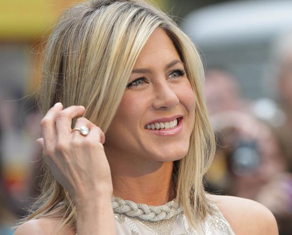 Jennifer Aniston Named The Most Beautiful 2016