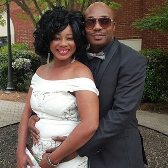 Clarion Chukwura Is Married…