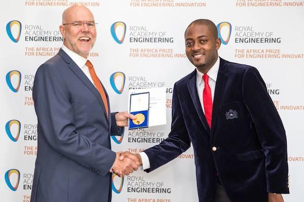 Tech Spotlight: Cardiopad Inventor Wins African Engineering Award…