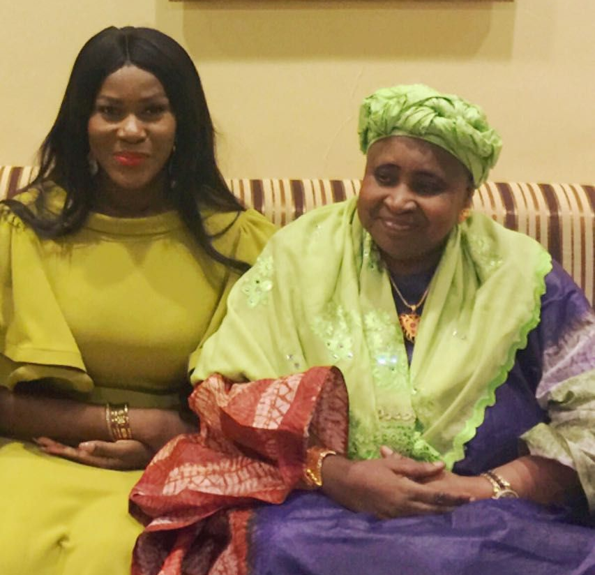 DRY Screening in Gambia0Photos- Stephanie Linus At The Screening Of Her Movie DRY In Gambia ..