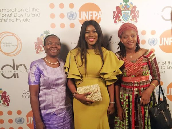DRY Screening in Gambia0Photos- Stephanie Linus At The Screening Of Her Movie DRY In Gambia