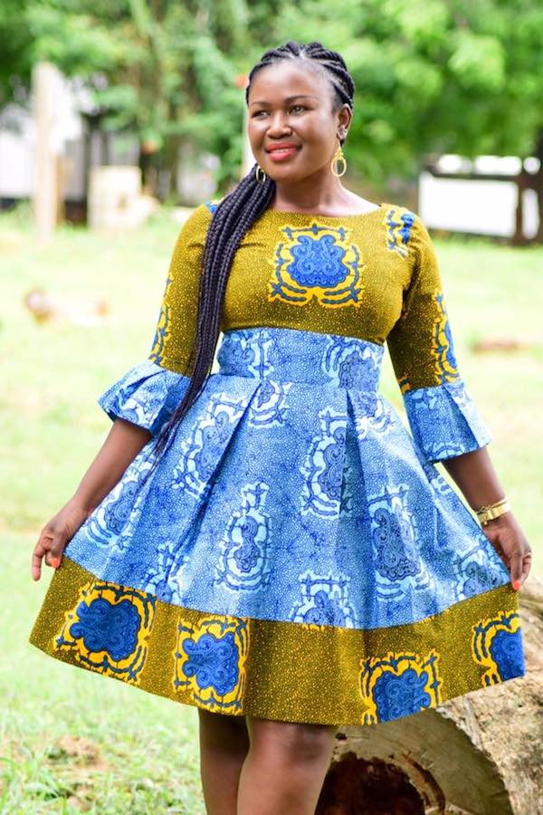African Fashion by Twena Fashion -African celebs3