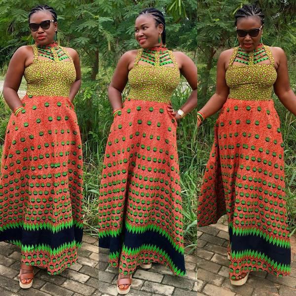 African Fashion by Twena Fashion -African celebs4