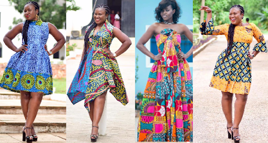 African fashions latest collection African celebs